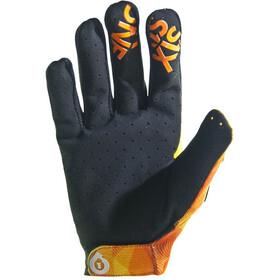 SixSixOne Raji Handschuhe Herren geo orange